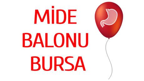 Bursa Mide Balonu | Obezite ve Mide Balonu